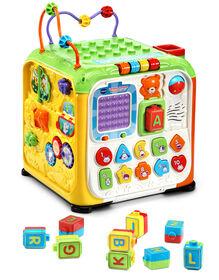 Maxi cube multi-activités - Édition Anglaise