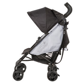 Summer Infant 3Dflip Convenience Stroller - Black/Grey