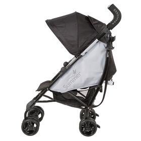 Poussette pratique3Dflip de Summer Infant - noire/grise.