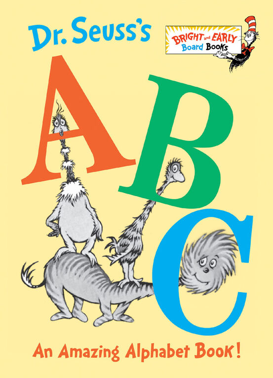 Dr. Seuss's ABC - English Edition