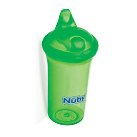 Nuby No-Spill Cup 9oz. - Green