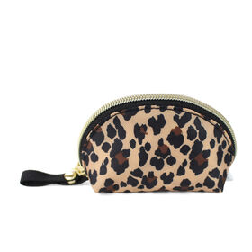 Itzy Ritzy Paci and Everything Pouch -Leopard  - English Edition