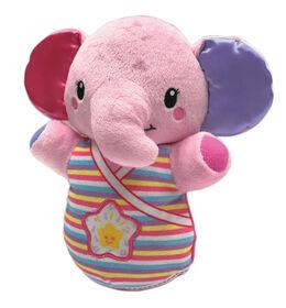 Vtech - Glowing Lullabies Elephant (Pink) - English Edition