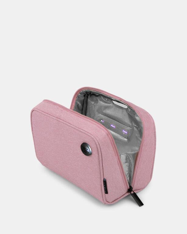 Pochette De Stérilisation Avec Technologie De Nettoyage Uv - Bugatti Secure 360 - Rose