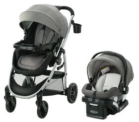 Graco - Modes Pramette Travel System - Huron - R Exclusive