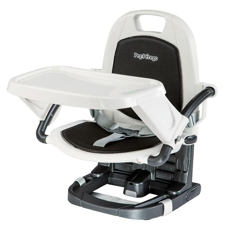 Peg Perego - Rialto Booster Chair - Licorice