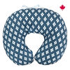 Perlimpinpin Nursing Pillow With Removable Cover - Navy Diamonds
