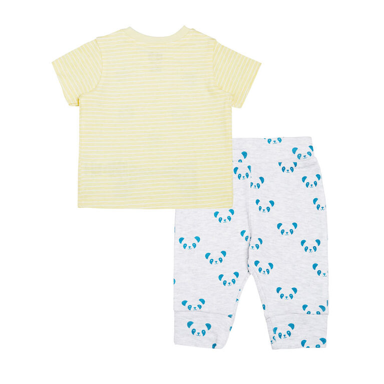 earth by art & eden Kia 2-Piece Set- 24 months