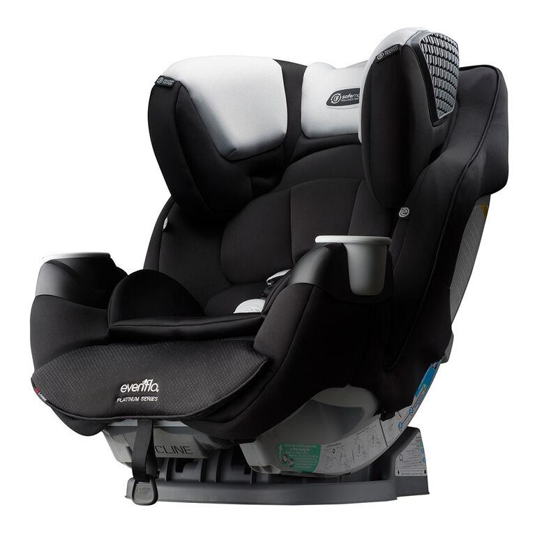 Siège d'auto tout-en-un SafeMax Platinum d'Evenflo - Shiloh.