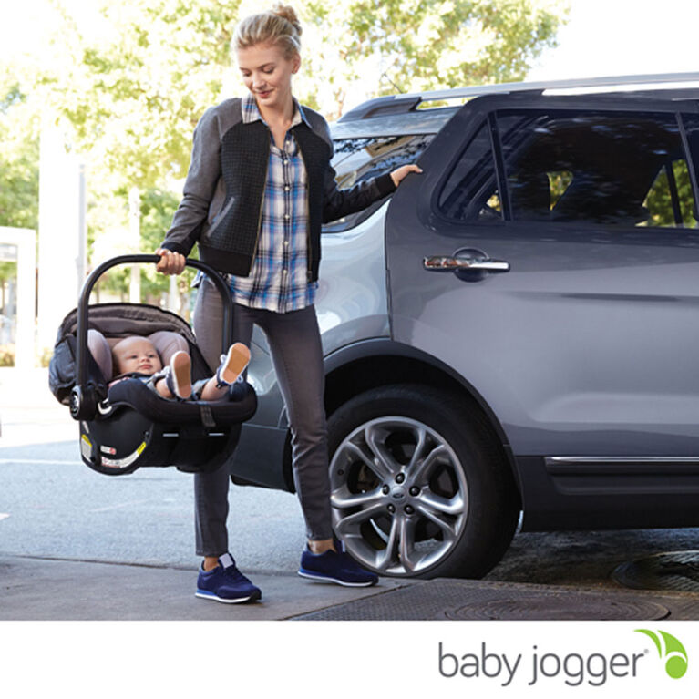 Baby Jogger city GO™ Car Seat - Black/Grey