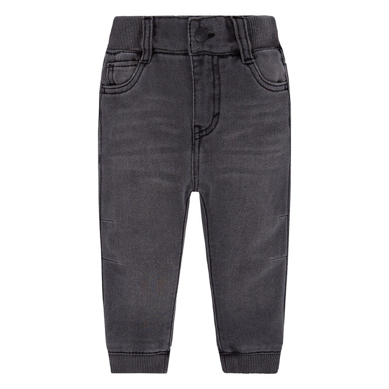 Levis knit Denim Jogger - Grey, 18 Months