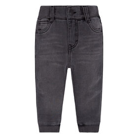 Levis knit Denim Jogger - Grey, 24 Months