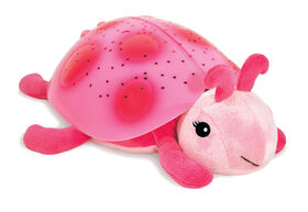 Veilleuse constellation coccinelle Rose Twilight Ladybug® de Cloud B
