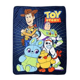 Nemcor - Disney Pixar Toy Story Micro Plush Blanket