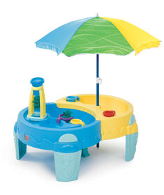 Step2 - Shady Oasis Sand & Water Play Table - R Exclusive