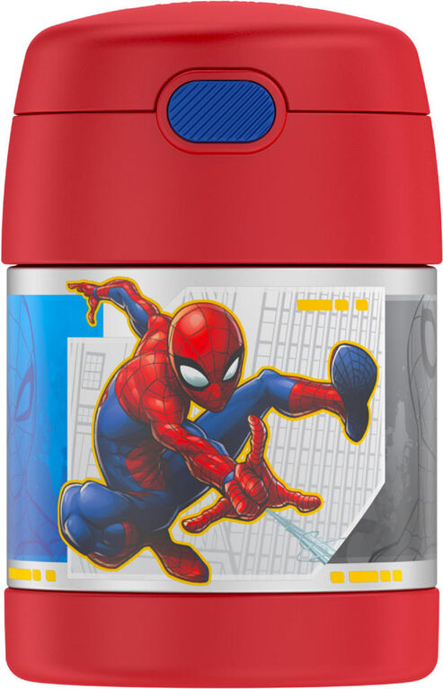 Thermos FUNtainer Food Jar, Spider Man, 290m