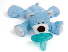 WubbaNub Infant Pacifier - Blue
