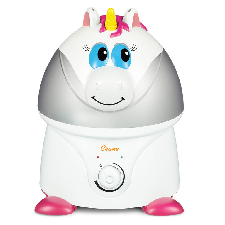 Crane Ultrasonic Cool Mist Humidifier - Unicorn