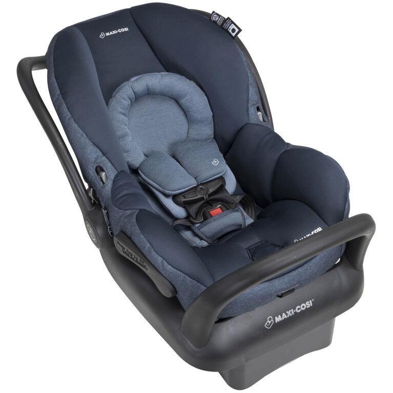 Siège d'auto pour bébé Mico 30 de Maxi-Cosi - Night Black.