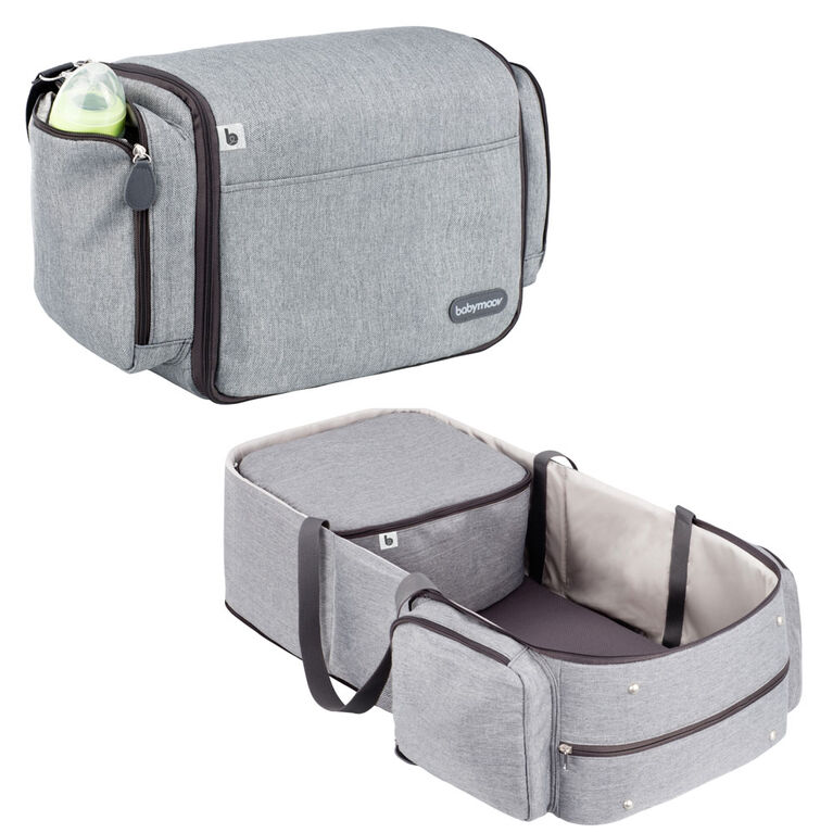 Babymoov Travelnest Sac à couches & Couffin nomade