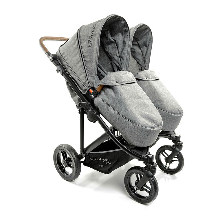 StrollAir TWIN WAY double / twin stroller