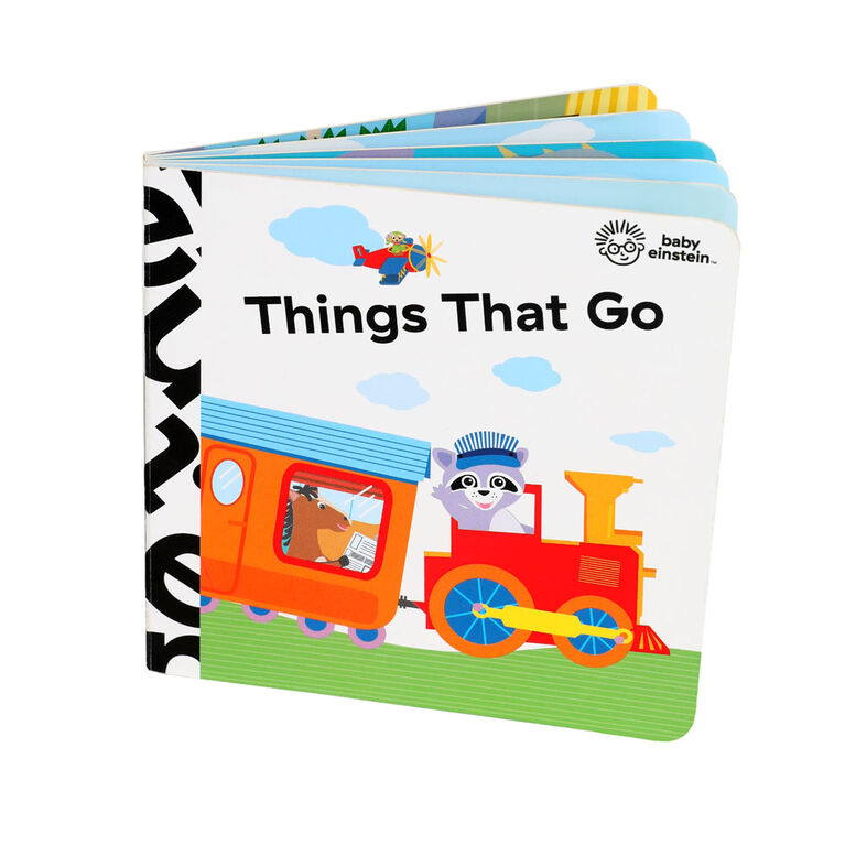 Baby Einstein World Traveler Box