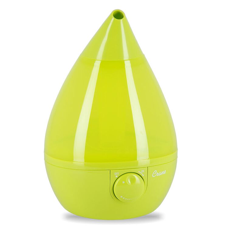 Crane Drop Shape Ultrasonic Cool Mist Humidifier - Green