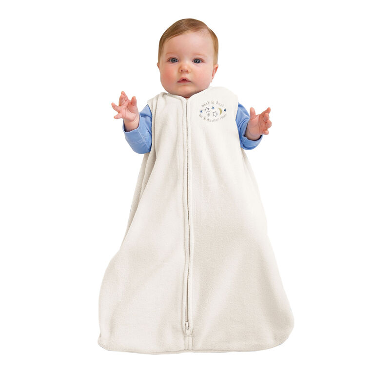 Halo SleepSack Fleece - Cream - Large