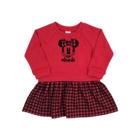 Disney Minnie Mouse Robe - Rouge, 18 Mois