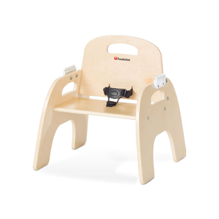 Foundations Easy Serve Ultra-Efficient Feeding Chair 9 Seat Height