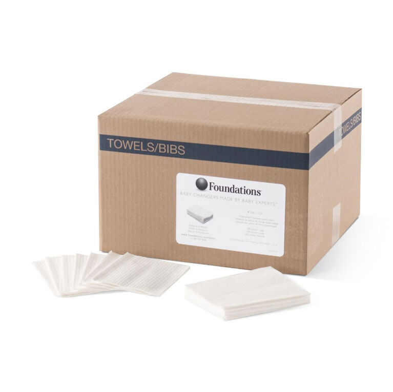 Foundations Waterproof Changing Station Disposable Liners