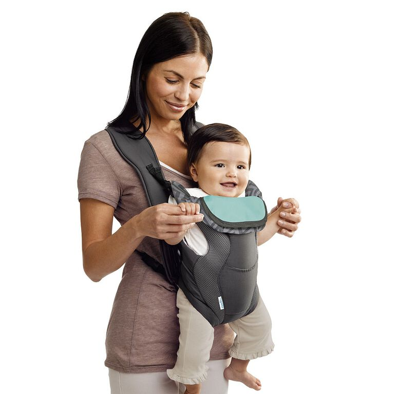 Evenflo Breathable Carrier - Chevron