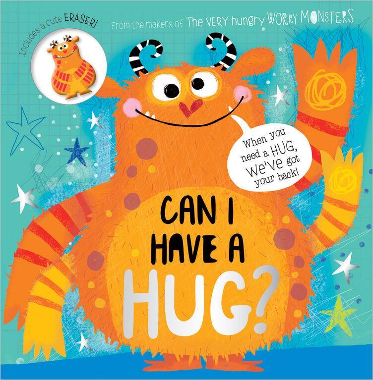 Can I Have A Hug? - English Edition