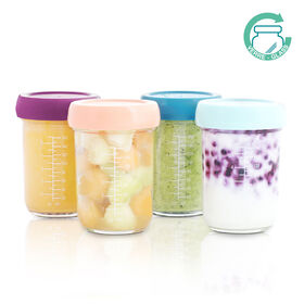 Babybowls Glass 8 oz - 4 pack