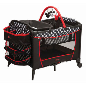 Disney Sweet Wonder Playard – Mickey Silhouette