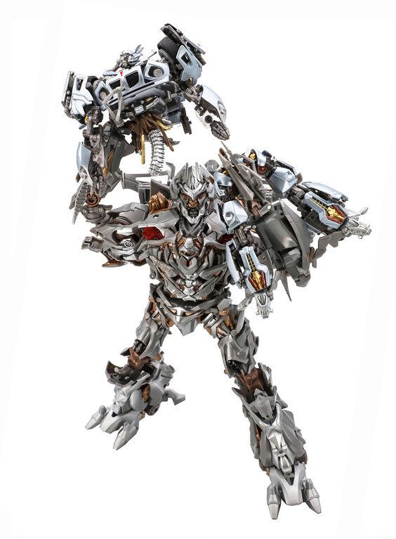 Transformers Masterpiece Movie Series Megatron MPM-8, 12-inch scale