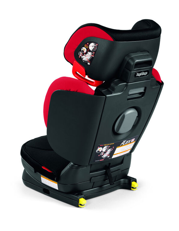 Peg Perego Viaggio Flex 120 Booster Car Seat - Licorice