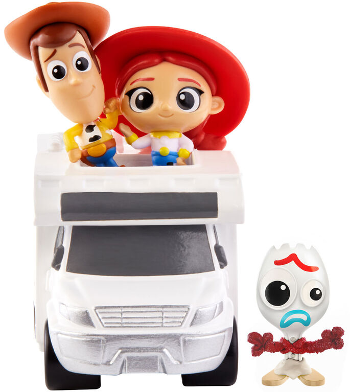 Disney Pixar Toy Story MINIS RV and Friends Road Trip Pack