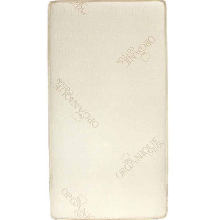 Simmons BeautyRest Health Assure 1.0 Super Soft Deluxe Organic Cotton Mattress