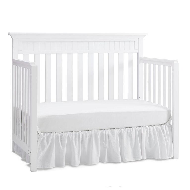 Fisher Price Lakeland Convertible Crib Snow White