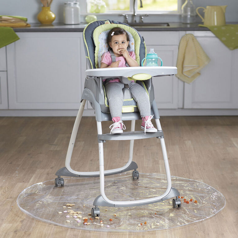 Nuby Floor Mat - Clear