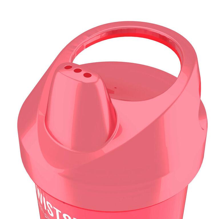 Twistshake Crawler Cup 300 ML 8 + M - Peach