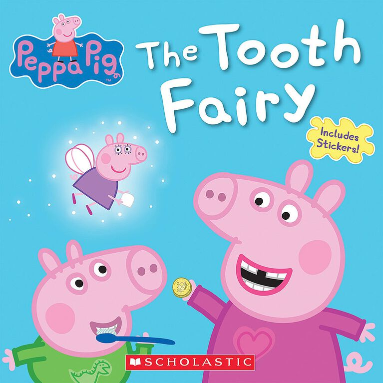 Peppa Pig: The Tooth Fairy - English Edition
