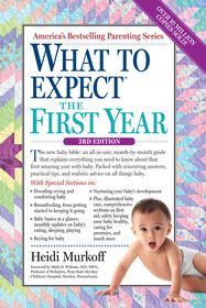 What To Expect The First Year - English Edition
