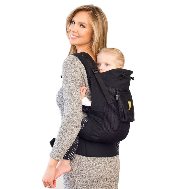 Porte-bébé Lillebaby - CarryOn - Airflow - Noir.