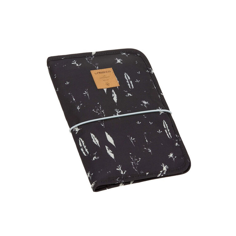 Changing Pouch Feathers Black