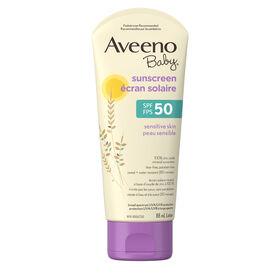 AVEENO Baby Sensitive Skin SPF 50 88m