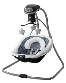Graco Simple Sway LX Swing with Multi-Direction Seat - Hutton