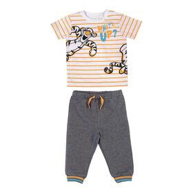 Disney Tigger 2-Piece Pant Set - Grey, 6 Months