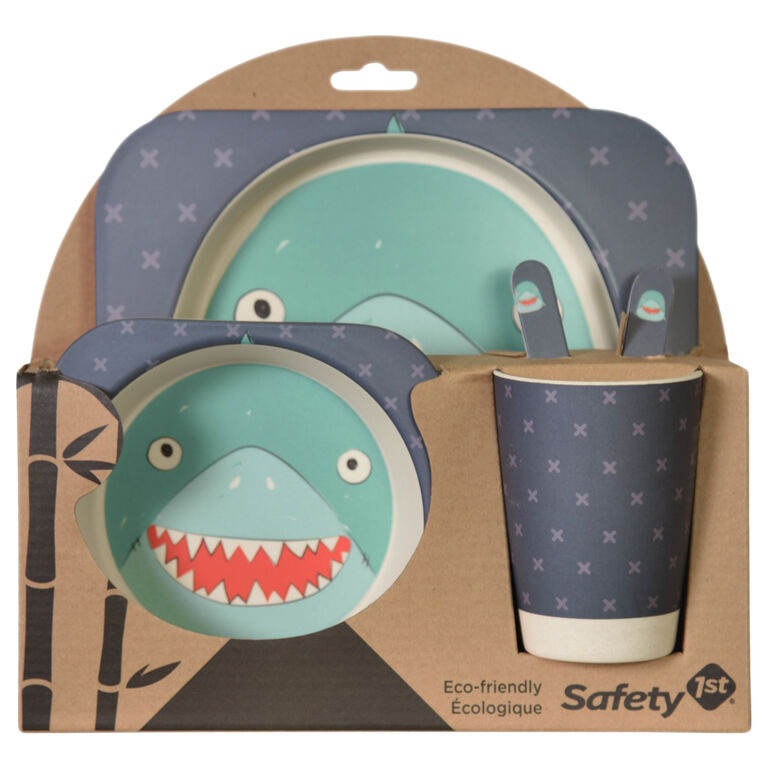 Safety 1st Bamboo Giftset - Shark